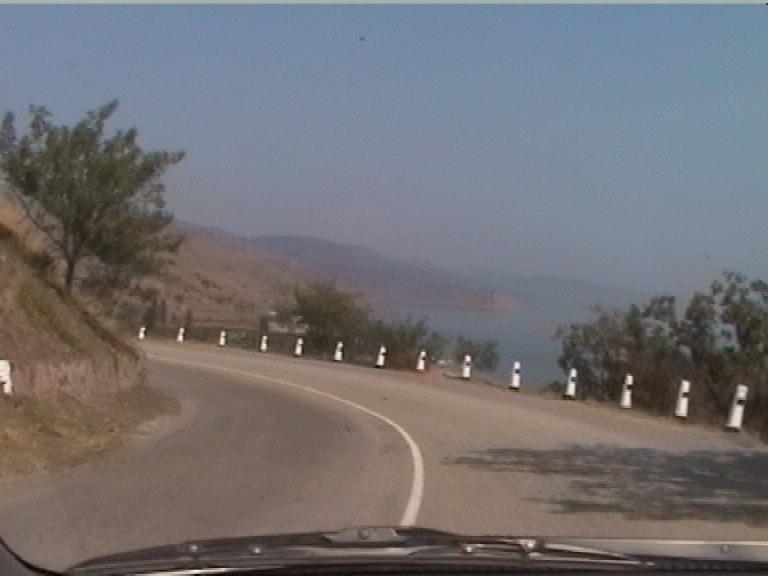 Нижняя дорога от Алушты до Феодосии