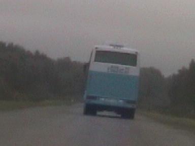 Бешеный автобус