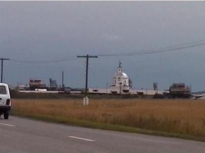 Церквушка у дороги